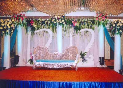 Order Stage decoration services
