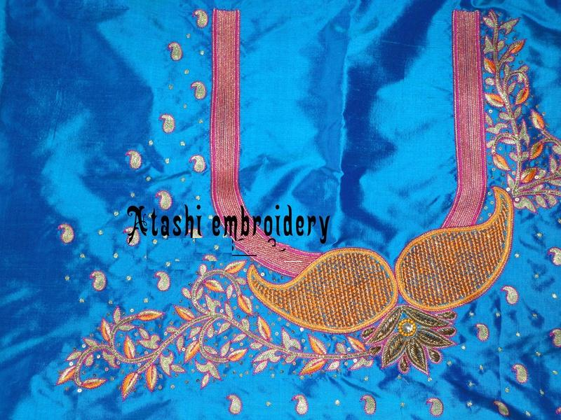 Order Machine Embroidery Services