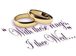Order Weddings planning