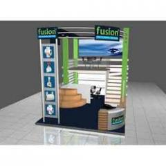 Exhibition Stall Designing & Fabrication Services