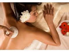 Soapy massage,  Powder massage, Dry massage