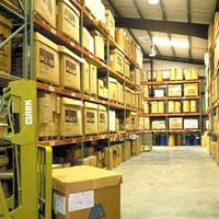 Industrial Goods Shifting Services