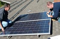Solar systems repair