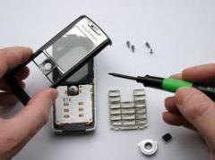 Mobile phone repaire