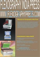 Photopolymer Plate making EQUIPMENT Flexography India Press