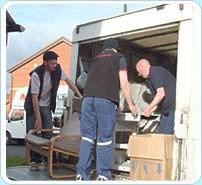 Unpacking, Re Arranging Services