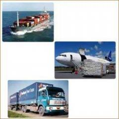 Logistic and Shipping Solution
