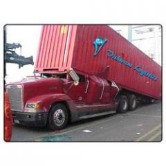 Lorry Container