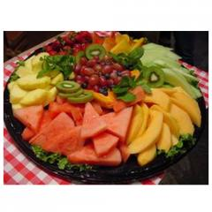 Fruit Catering With Material