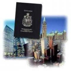 Passports services