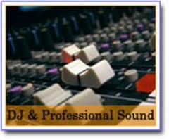 DJ & Professional Sound