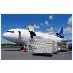 Cargo Services By Air