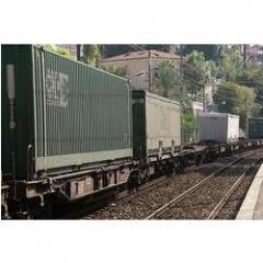 Domestic Cargo Services By Railway