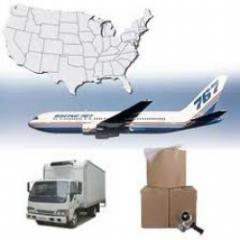 International Parcel Services