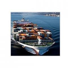 Freight Booking Services (Sea)