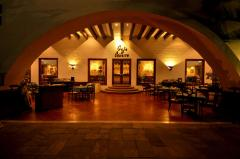Hotel restaurant - The Café Solaire