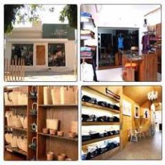 Retail Shop Interiors Designing