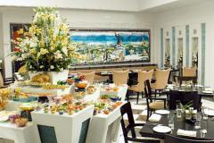 Hotel restaurant - New town