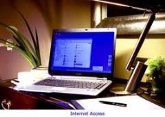 Hotel internet access