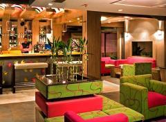 Hotel cafe - Bhangra beat