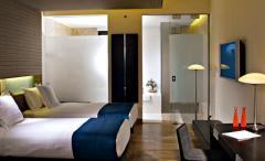 Hotel deluxe rooms