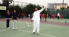Hotel services - Tennis academy