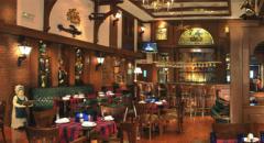 Hotel bar - Geoffrey's