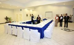 Hotel conference hall