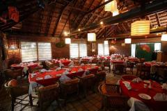 Hotel restaurant - The House of Bamboo