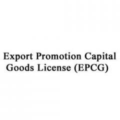 Export Promotion Capital Goods License