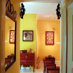 Living room designing services