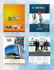 Prospectus, Bulletin, Brochure & Leaflet