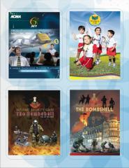 Brochure, Folder & Book