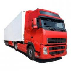 Heavy commercial vehicle services