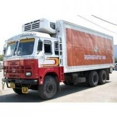 Refrigerated trucks services
