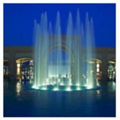 Architectural Fountains
