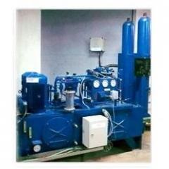 AMC for Turbine Speed Control System