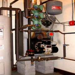 Boiler Operation & Maintenance Services
