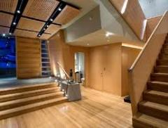 INTERIOR AND WOODEN
