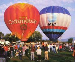 Balloon advetising