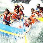 Uttarakhand Water Rafting