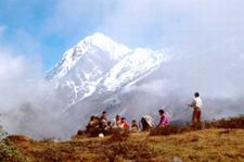 Mountaineering in Sikkim