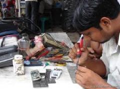 Mobile phones repairing services