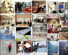 Housekeeping services - Facility management