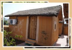 Hotel apartments - Luxury mud huts