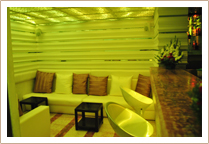 Hotel lounge bar and fine dining - Infinit