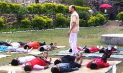 Health tours - Yoga tour at Rishikesh