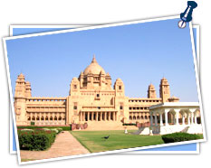 Tours - Rajasthan Fort and Palaces
