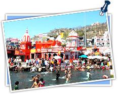 Weekend tours - Gate of God Haridwar