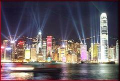 Tourism and rest - Hongkong